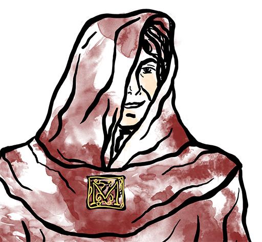 Der Melker Märchen Mönch